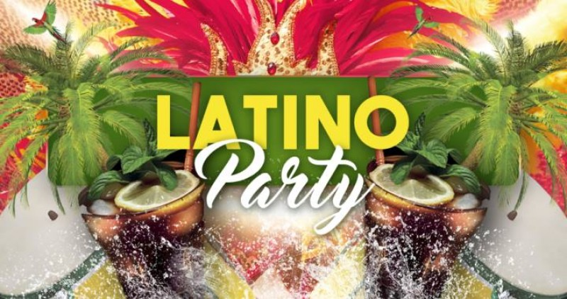 Latino party - la restaurant Paradis Corso Braila